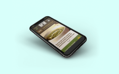 Food App Pilot Project